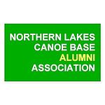 Alumni Association Rectangle Sticker 10 pk)