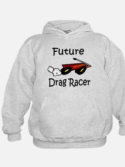 Future Drag Racer Hoodie