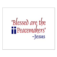 Posters - Blessed are the Peacemakers