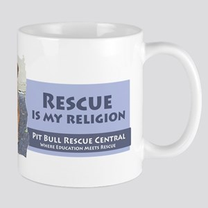 Rescue is my religion Mug