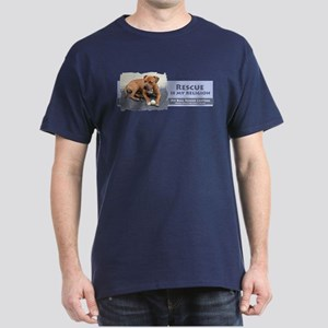 Rescue is my religion Dark T-Shirt