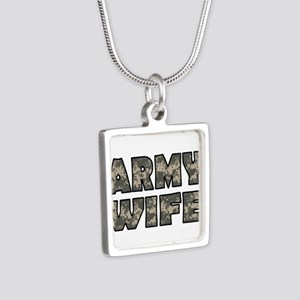 ARMY WIFE Necklaces