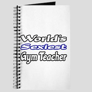 """Sexiest Gym Teacher"" Journal"