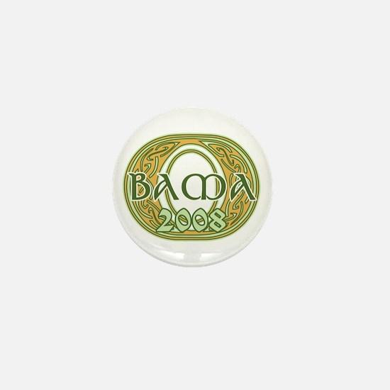 Celtic Obama Mini Button