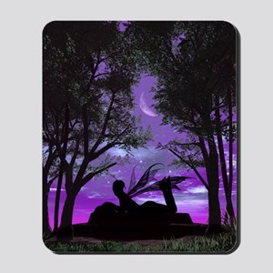 Forest Nymph Mousepad