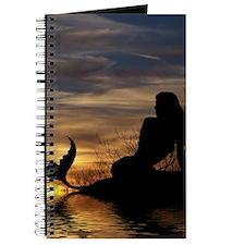 Mermaid Sunset Journal