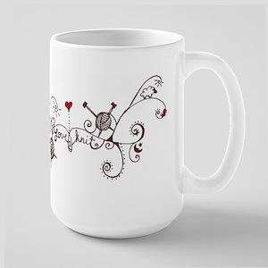 Knit Art Mugs