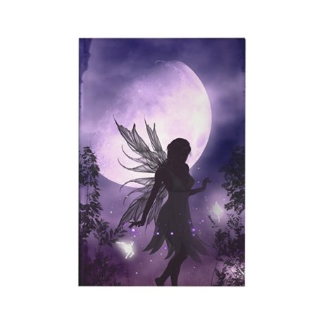 Dancing in the Moonlight Rectangle Magnet (10 pack