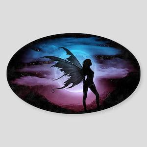 Twilight to Starlight Sticker (Oval)