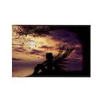 The Dreamer Rectangle Magnet (10 pack)