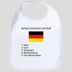 "Whooligan Germany ""Contributions"" Bib"