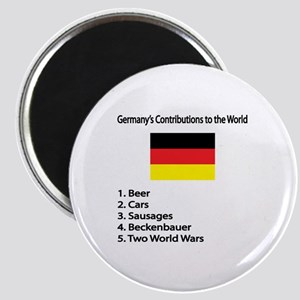 "Whooligan Germany ""Contributions"" Magnet"