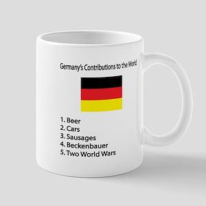 "Whooligan Germany ""Contributions"" Mug"