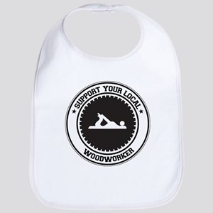 Support Woodworker Bib