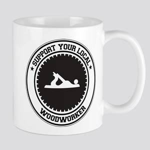 Support Woodworker Mug