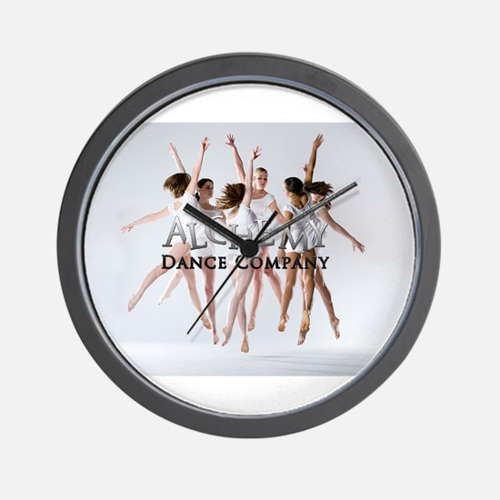 Alchemy Dance Company Wall Clock