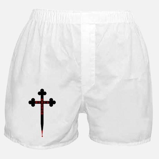 Black Satans Boxer Shorts