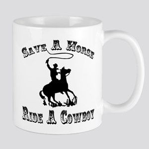 Ride A Cowboy Mug