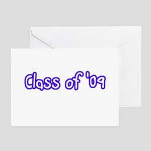 Class of '09 Greeting Cards (Pk of 10)