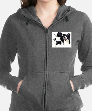 Border Collie Multi Sweatshirt