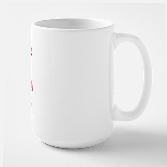 Permit me Large Mug