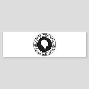 Support Speech-Language Pathologist Sticker (Bumpe