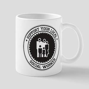 Support Social Worker Mug