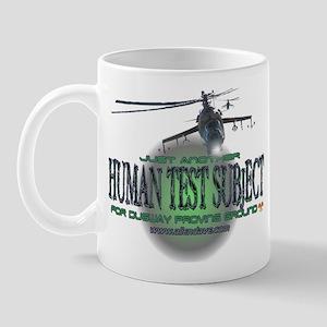 Human Test Subject Mug