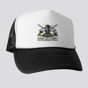 Human Test Subject Trucker Hat