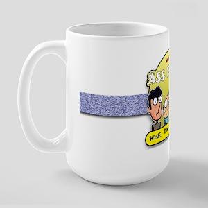 The Ass Family... Large Mug