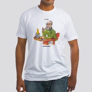 Psychiatrist Fitted T-Shirt