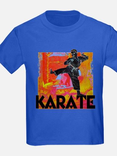 Karate Graffiti T