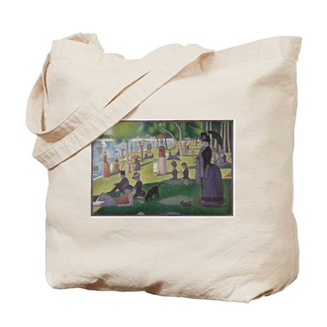 Sunday Afternoon Tote Bag - 2 Sided Image
