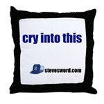 Cry Into This Pillow