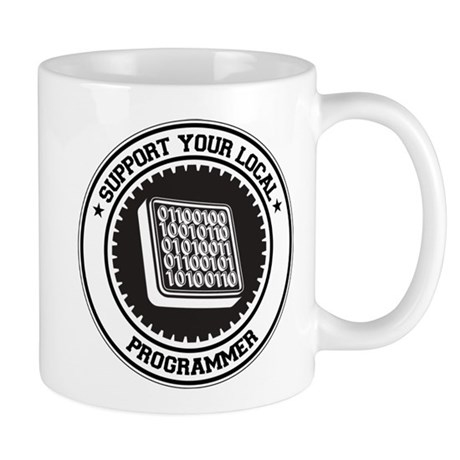 Support Programmer Mug