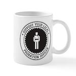 Support Probation Officer Mug