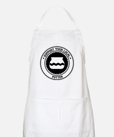 Support Potter BBQ Apron