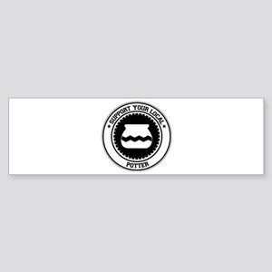 Support Potter Bumper Sticker