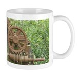Worm & Gear - Regular Mug (Left Hand)