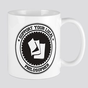 Support Philosopher Mug