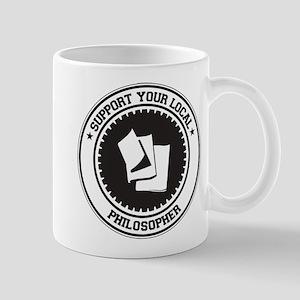 Support Philosopher Mug