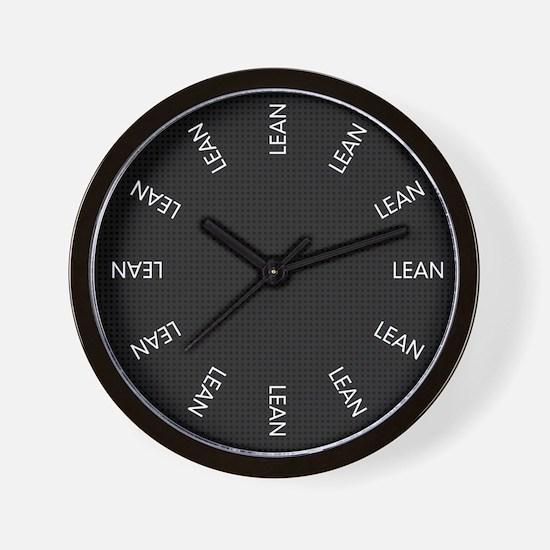 Unique Productivity Wall Clock