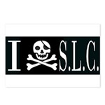 I Hate S.L.C. Postcards (Package of 8)