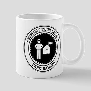 Support Park Ranger Mug