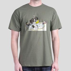 NMtl Sink Puppy Dark T-Shirt