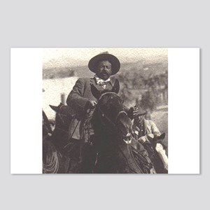 Pancho Villa Postcards (Package of 8)