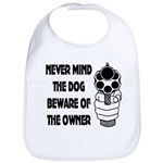 Never Mind The Dog Bib