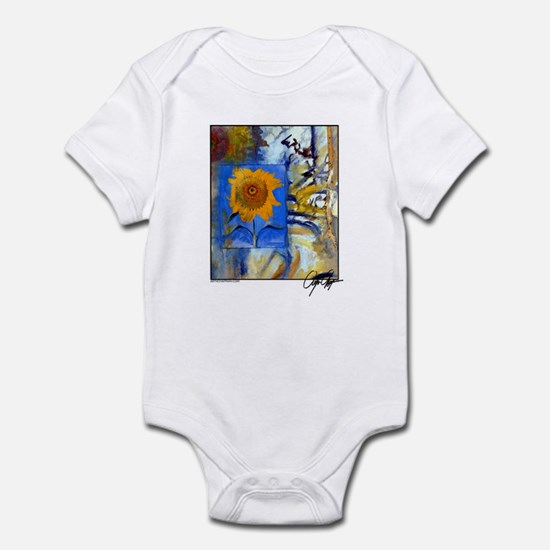 """Ariel, Lion of God"" Infant Bodysuit"
