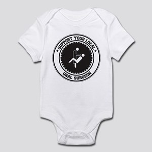 Support Oral Surgeon Infant Bodysuit