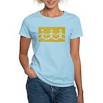 Paper Dolls Women's Light T-Shirt (Mustard)